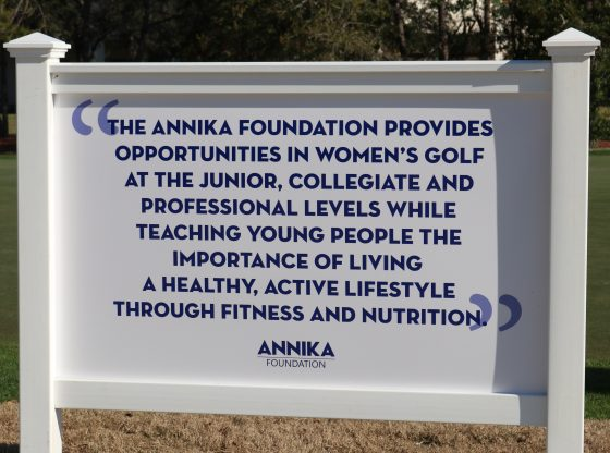 In Orlando, Florida, the ANNIKA Foundation (golf Hall-of-Famer Annika Sorenstam's charitable organization) has added two women and two men to its Board of Directors.