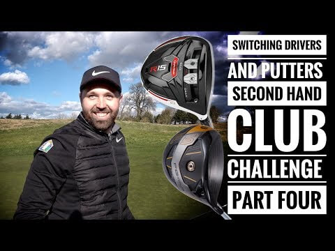 switching drivers and putters
